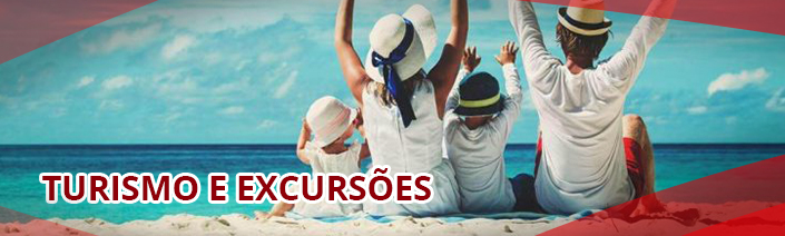 Turismo e Excursões - Clique e saiba mais!