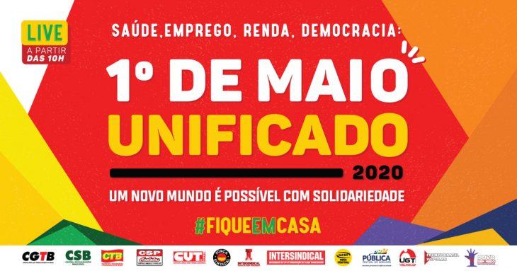 FESSPMESP participará de mais um 1º de maio unificado