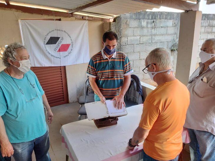 Pleito eleitoral em Aguaí é finalizado: Chapa 1 reeleita