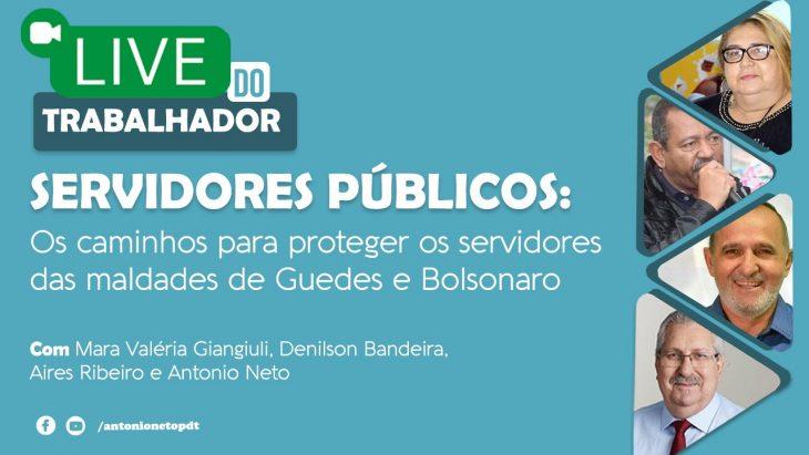 Servidores Públicos: Caminhos para proteger os servidores das maldades de Guedes e Bolsonaro
