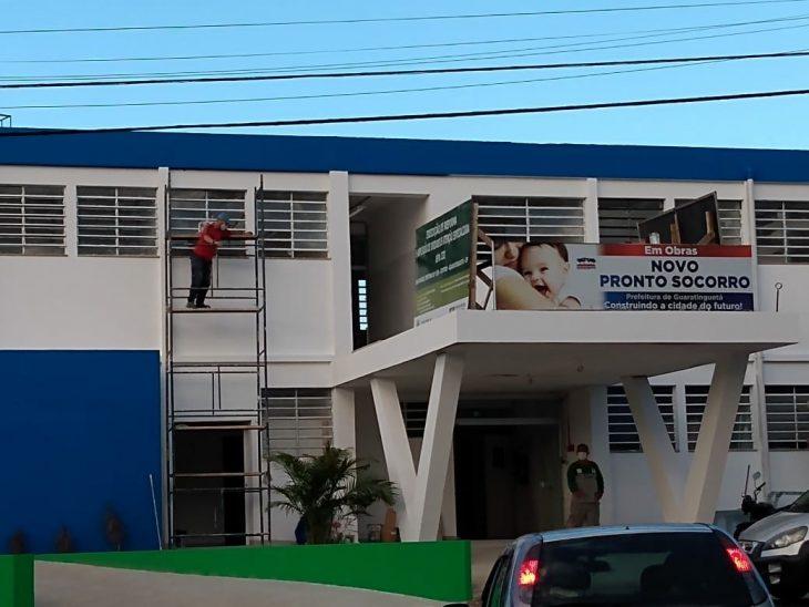 Sindicato dos Servidores de Guaratinguetá segue monitorando obras e condições de trabalho na cidade