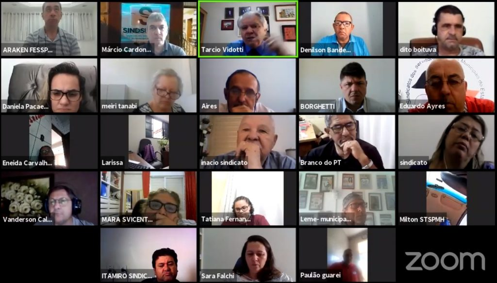 Palestra online: As Relações Trabalhistas Pós-Pandemia com Tarcio Vidotti