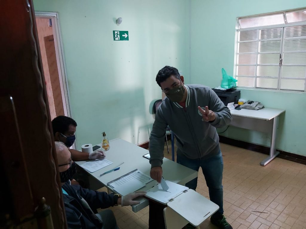 Eleições Sindicais são realizadas em Santa Rosa de Viterbo com a coordenação FESSPMESP