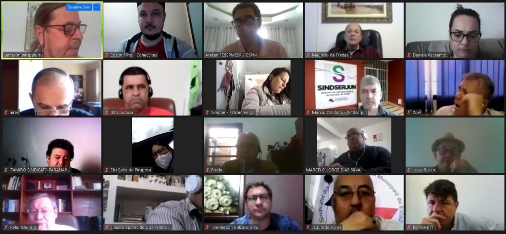Videoconferência Especial: Assembleias gerais online, um novo caminho