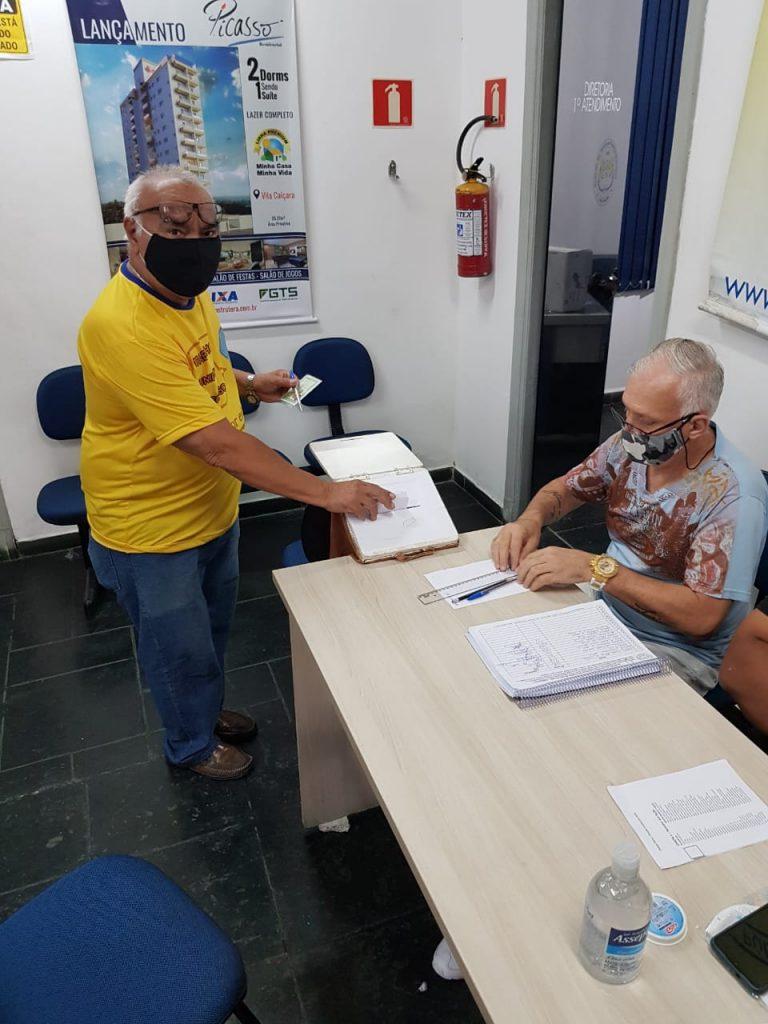 FESSPMESP coordena Eleições Sindicais no Sindicato dos Servidores Municipais de São Vicente