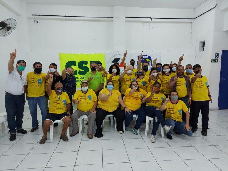 Resultado das eleições sindicais em São Vicente apurado: Chapa 1 eleita