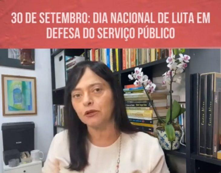 30 de setembro Dia Nacional de Luta em defesa do Serviço Público