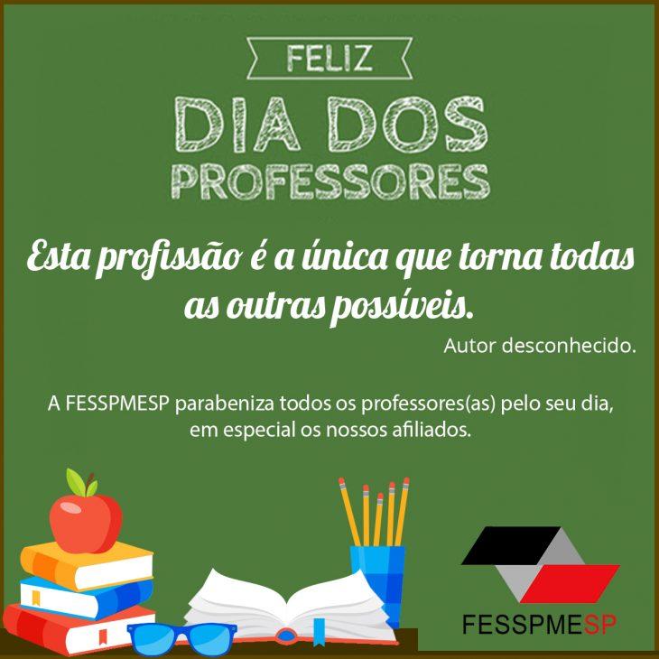 Dia dos Professores(as)
