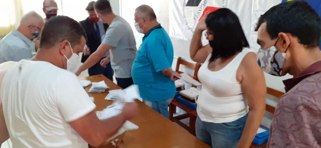 FESSPMESP realiza eleição sindical em Votuporanga