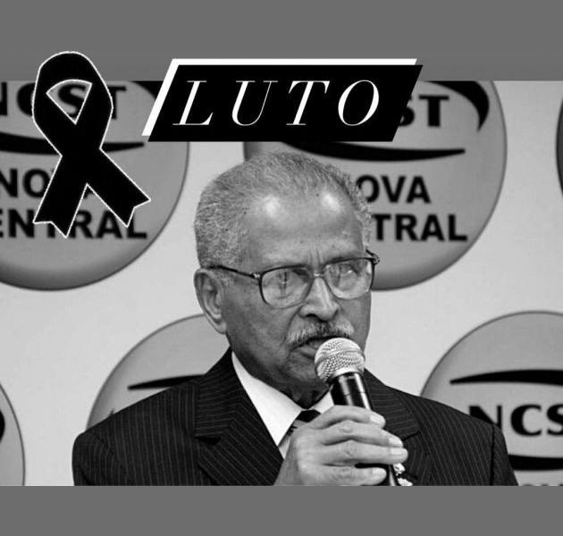 Nota de Pesar: José Calixto Ramos, histórico líder sindical faleceu aos 92 anos
