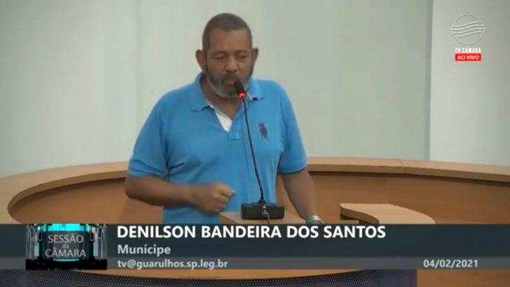 Dirigente do STAP defende a não extinção da ProGuaru na Tribuna Livre em Guarulhos