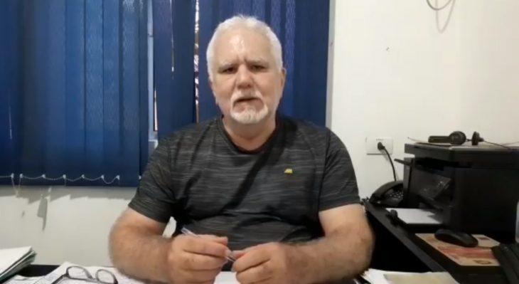 FESSPMESP entrega Certidão Sindical atualizada para o sindicato dos servidores municipais de São Vicente