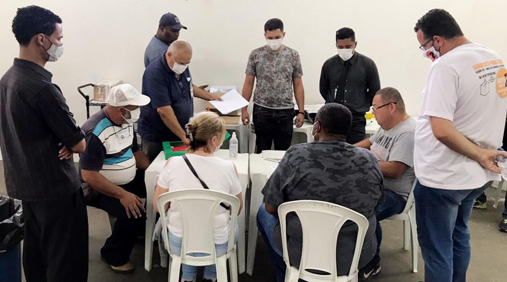 FESSPMESP conclui processo eleitoral para o Sindicato dos Servidores de Paulínia
