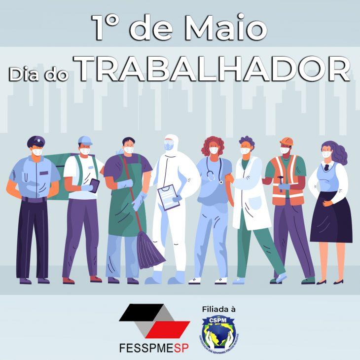 1º DE MAIO - Só nos resta a unidade para combater os perversos da política brasileira