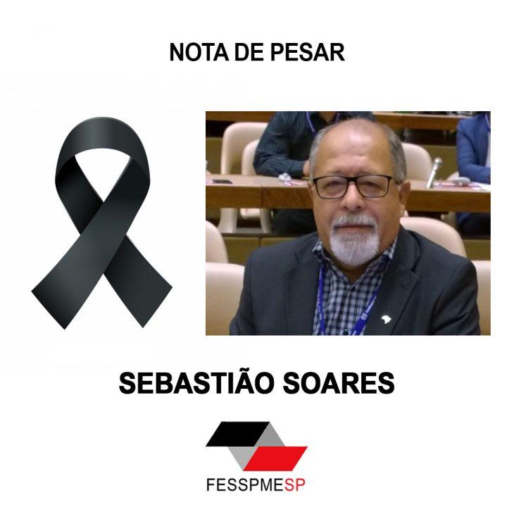 Nota de Pesar - Sebastião Soares